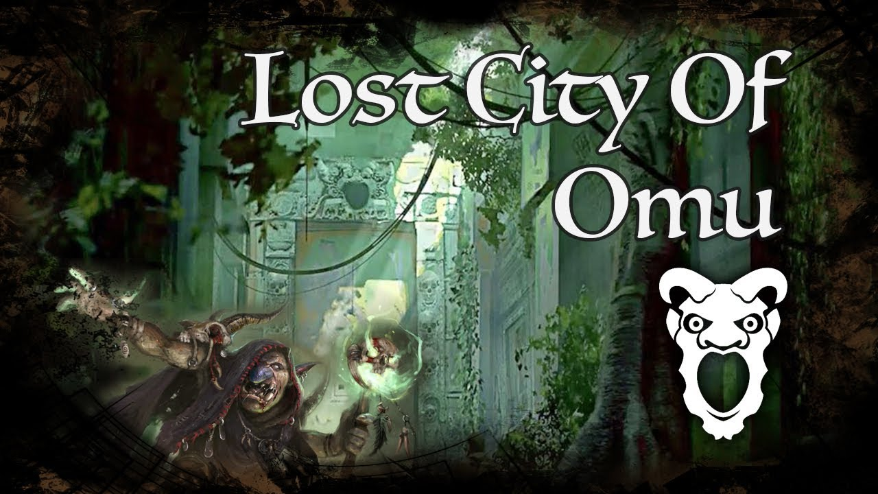 Download D&D Ambience - [ToA] - Lost City of Omu