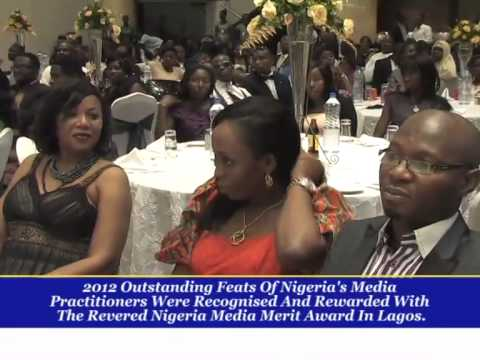NIGERIA MEDIA MERIT AWARD 2012