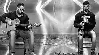 عبد اللطيف غازي ومحمد جباري 😍😍 استمع لأجمل عزف