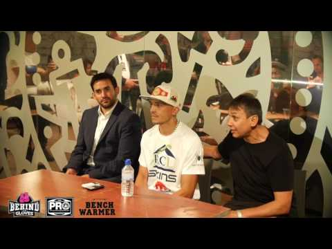 LEE SELBY WANTS BIG NAME IN FEATHERWEIGHT DIVISION - FULL POST FIGHT PRESS CONFERENCE