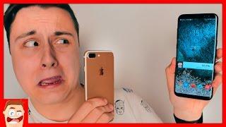 Яблочный раб: МЕСЯЦ БЕЗ iPHONE!