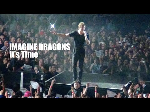 Imagine Dragons | It's Time | LIVE | Toronto 2015 | EPIC!