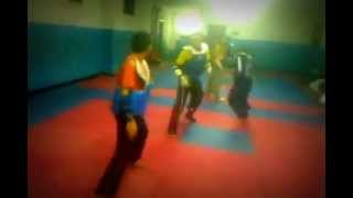 tigersschool - TAEKWONDO - KROGY { FIGHT } Training Highlights