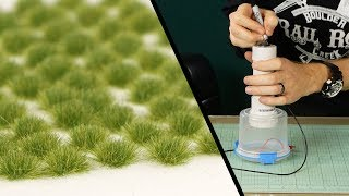 Static Grass Applicator – Professional Tools for Modelers
