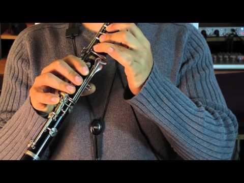 Alto Sax Fingerings vs Clarinet Fingerings