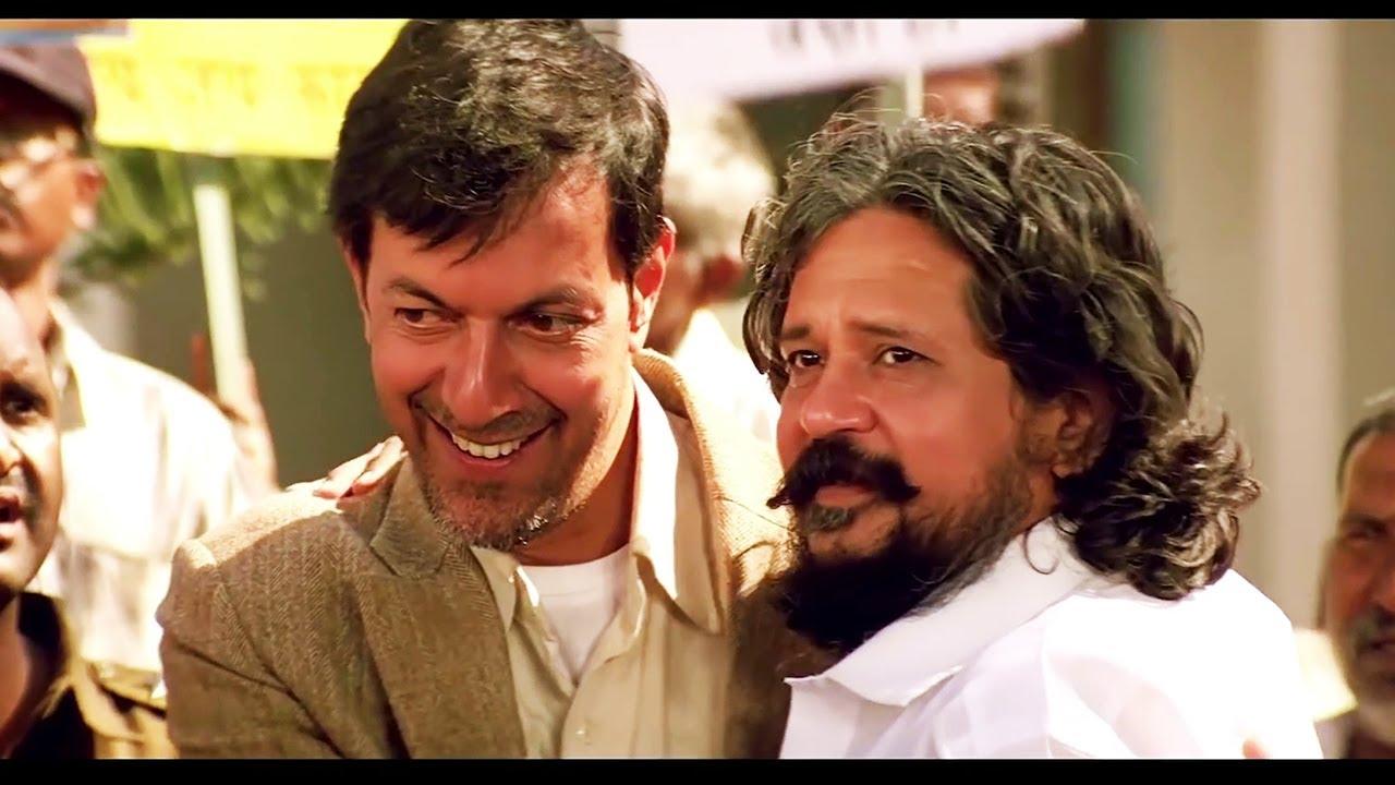 Phas Gaye Re Obama Last Scene - Sanjay Mishra    Rajat Kapoor   Neha Dhupia   Amol Gupte