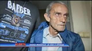 Polícia prende idoso acusado de pedofilia no centro de São Paulo