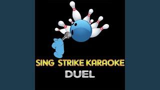 Duel (Karaoke Version) (Originally Performed By Propaganda)