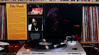 BOBBY WOMACK ...Medley Monologue (They Long to Be) Close to You