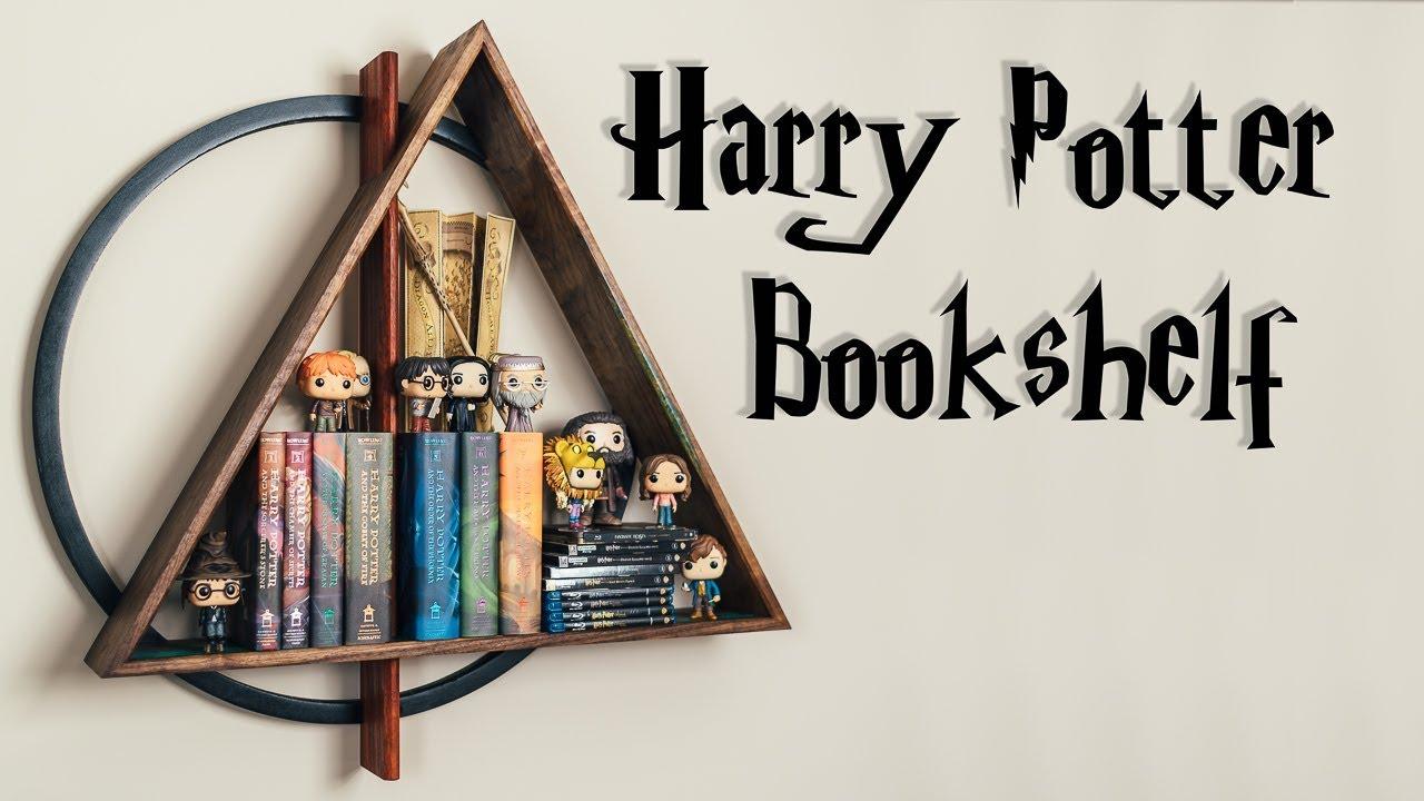 Diy Harry Potter Epoxy Resin Floating Shelf How To
