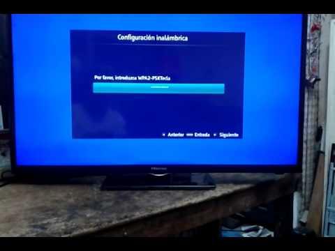 b8932315ea6 COMO PROGRAMAR TV HISENSE SMART A INTERNET VIA WI FI - YouTube