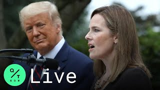 LIVE: Trump Taps Conservative Favorite Amy Coney Barrett for Supreme Court | Happening Today