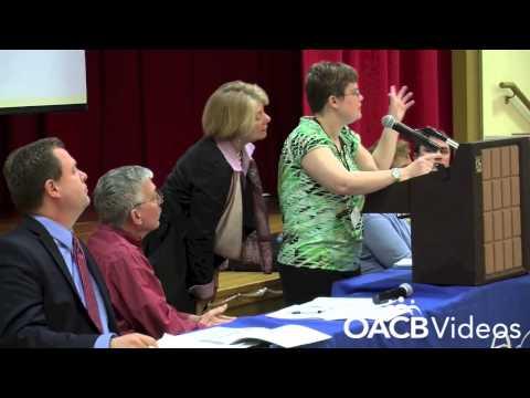OACBVideos: OSDA Legislative Forum (Central Ohio region) - April 5, 2013