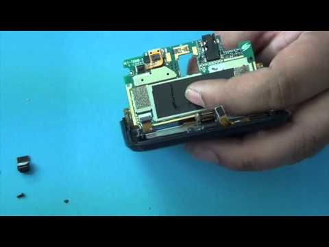 how to replace blackview BV5000 lcd screen