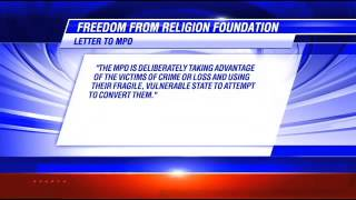 Freedom From Religion Foundation takes aim at Montgomery Police Dept. program