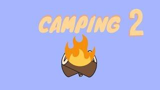 Roblox: Camping 2 (Crazy Scenes & Solo Ending)