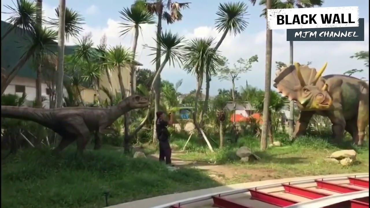 Dibuka Wahana Baru Jatim Park 3 Taman Dinosaurus Batu Malang