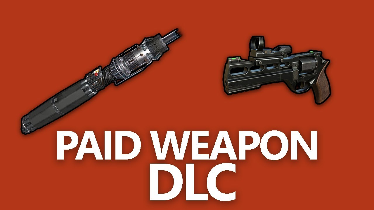 Killing Floor 2 Discussing Paid Weapon Dlc Youtube