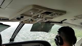 Cessna Caravan landing at Ogle, Georgetown, Guyana - Trans Guyana Airways