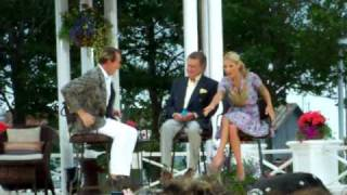 live with regis and kelly in pei carson kressley