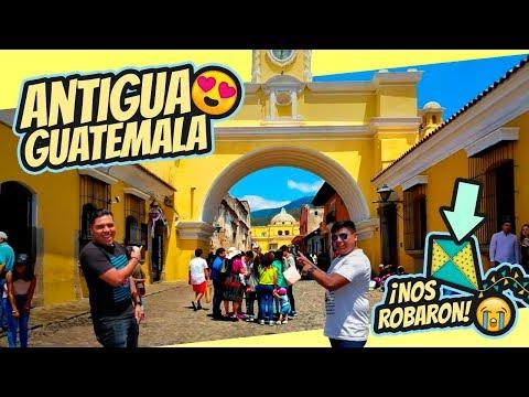 Antigua Guatemala *Final Inesperado*