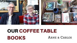 A Tour of our Coffee Table by ARNE & CARLOS