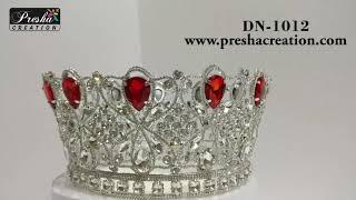 Beauty Fashion Crown by Presha Creation
