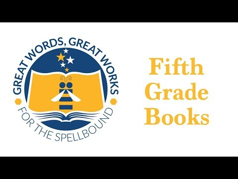 2018 Great Words, Great Works - Fifth Grade Books