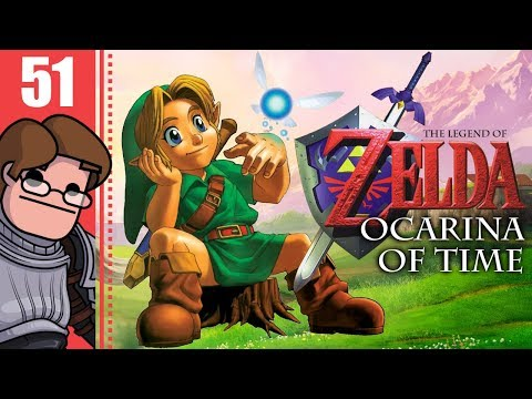Let's Play The Legend of Zelda: Ocarina of Time Part 51 (Patreon Chosen Game)