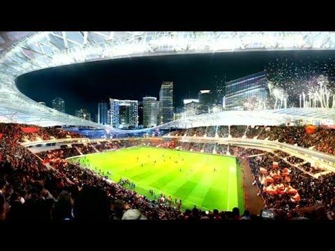 Beckham Happy with MLS Stadium Proposal