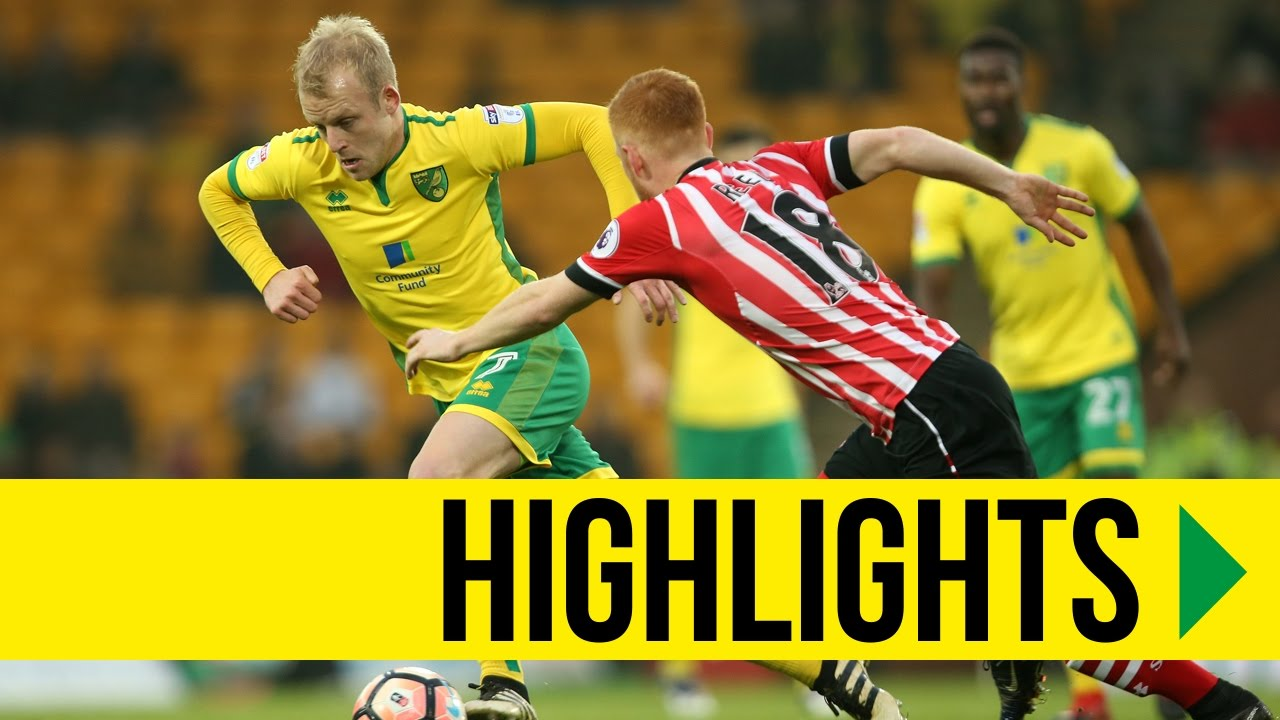 EMIRATES FA CUP HIGHLIGHTS: Norwich City 2-2 Southampton