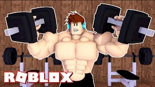 ROBLOX-The SECRET TO STAY STRONG!! (Weight Lifting Simulator Roblox)