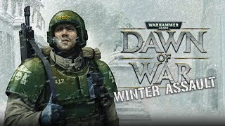 PC Longplay [611] Warhammer 40000 Dawn of War Winter Assault (Part 1 of 2)