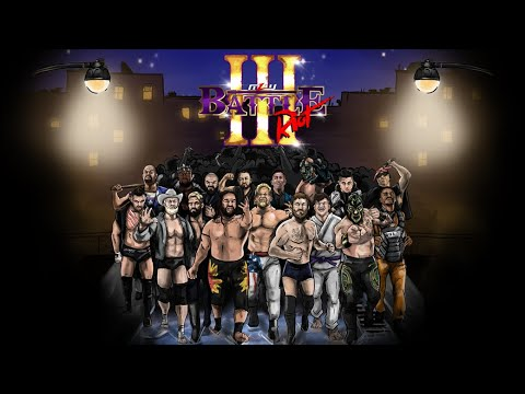 Download MLW Battle Riot III