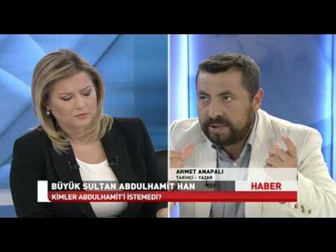 Cennet Mekan II Abdülhamit  Han'ı Ahmet ANAPALI anlatıyor
