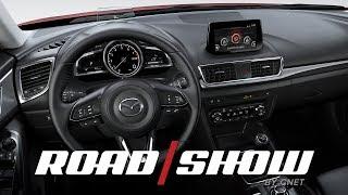Exploring the tech inside the 2017 Mazda 3 thumbnail
