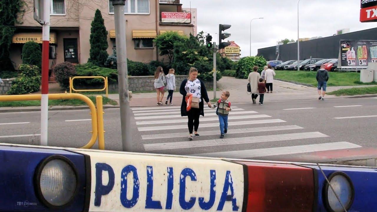"""""""Bezpieczna droga do szkoły"""". Mundurowi kontrolują, ale wiele zależy też od nas"""