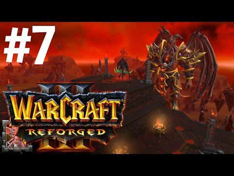 ПОВЕЛИТЕЛЬ ЗАПРЕДЕЛЬЯ! - КИЛ'ДЖЕДЕН - ПРОКЛЯТИЕ ЭЛЬФОВ КРОВИ - ПРОХОЖДЕНИЕ Warcraft III: Reforged #7