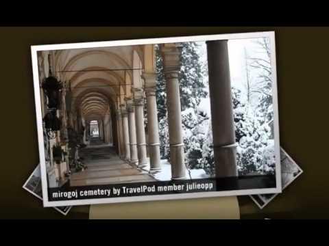Mirogoj Cemetery - Zagreb, Croatia