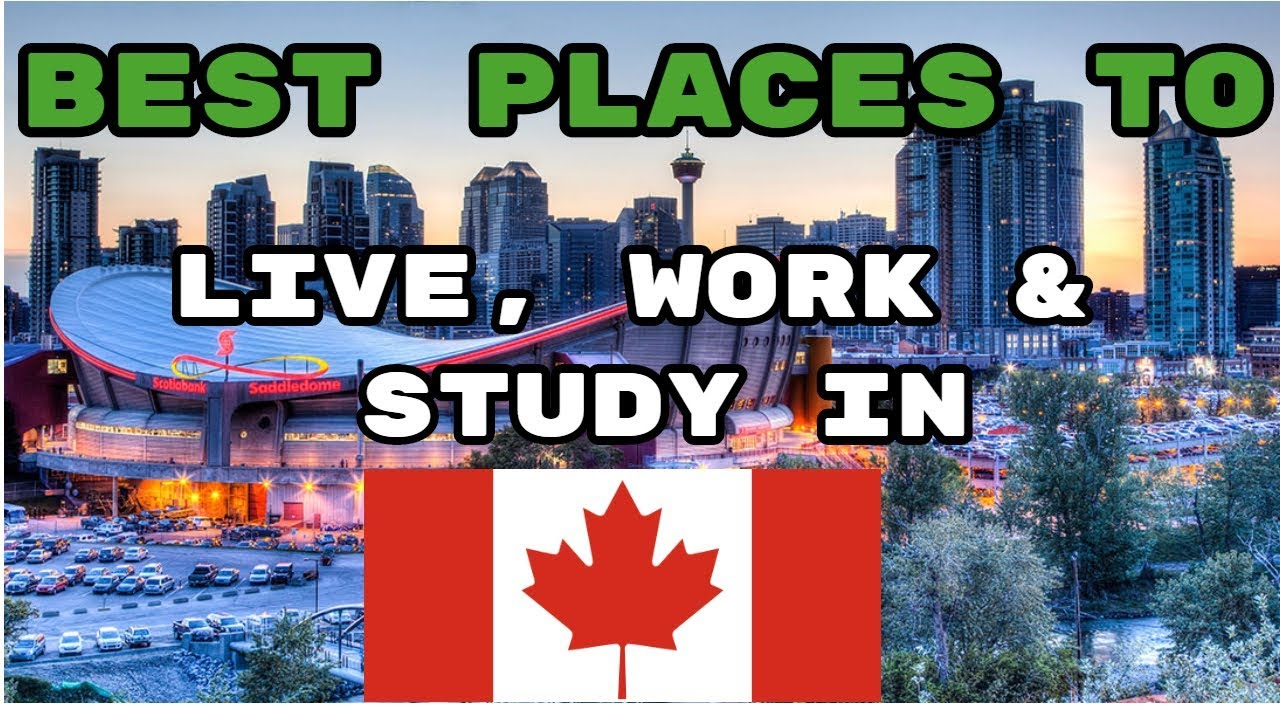 Best cities to study in Canada « Red Leaf Canada - Canada ...