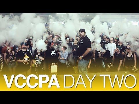 Daily Vape TV- VCCPA Day Two