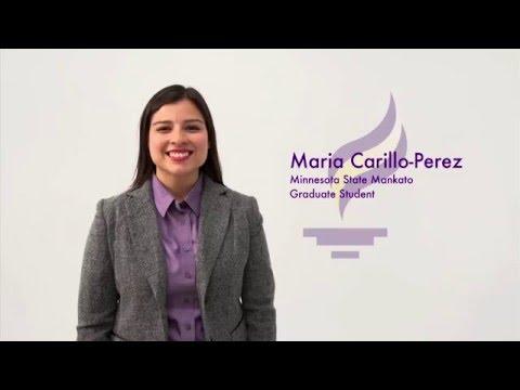Maria Carillo-Perez—Big ideas. Real-world thinking. - YouTube