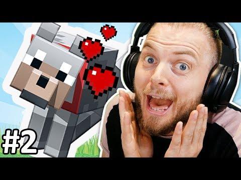 My New BEST FRIENDS in Minecraft Hardcore! #2