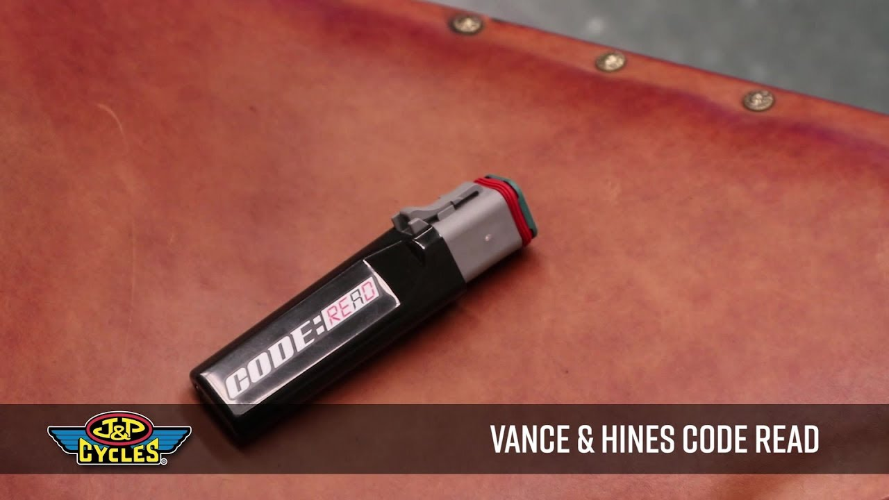 Vance Amp Hines Code Read J1850 Diagnostic Tool 200 5009
