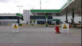 Gas Shortage in Mexico