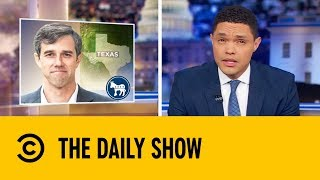 Donald Trump Takes Shots At Beto O'Rourke | The Daily Show with Trevor Noah