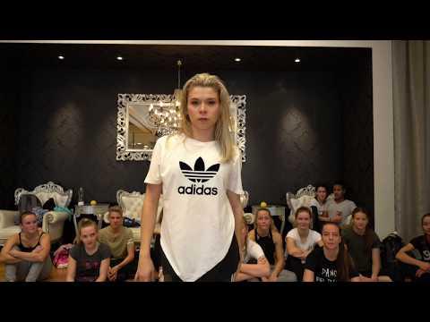 Dj Snake - Taki Taki ft. Selena Gomez, Cardi B, Ozuna - Dance Choreography by Petra Ravbar