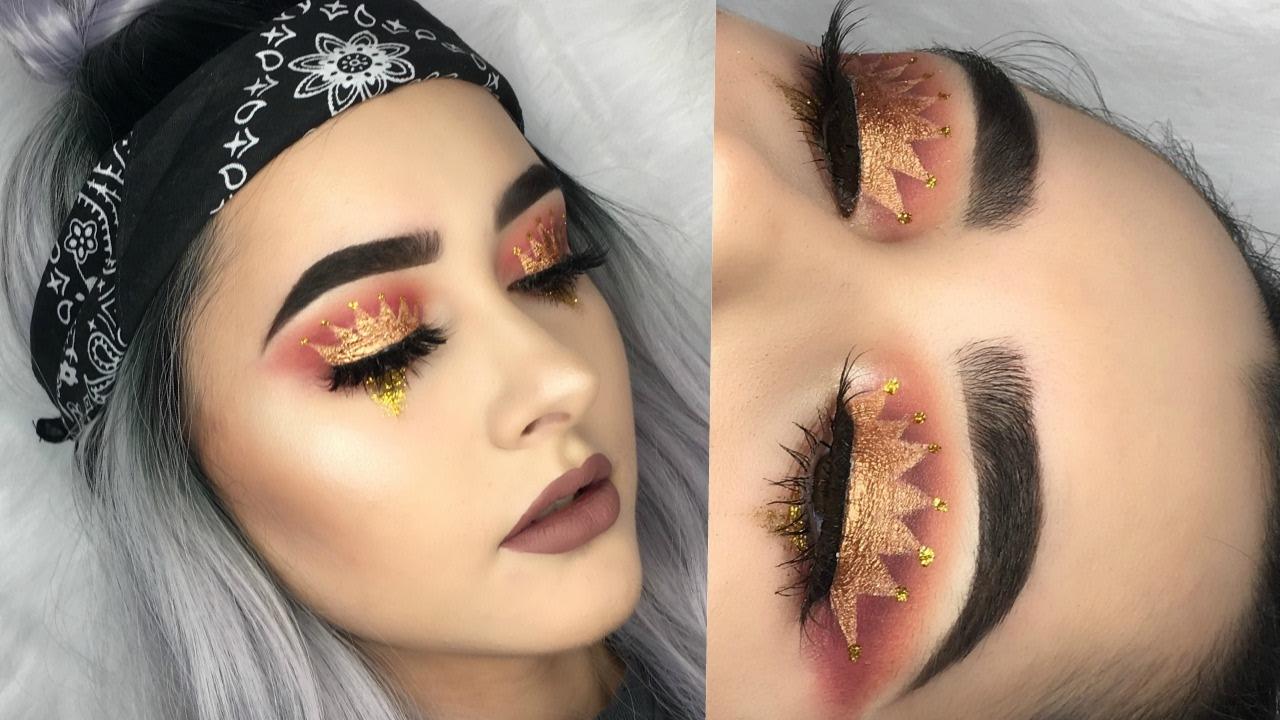 Just Be a QUEEN Makeup Tutorial ♡