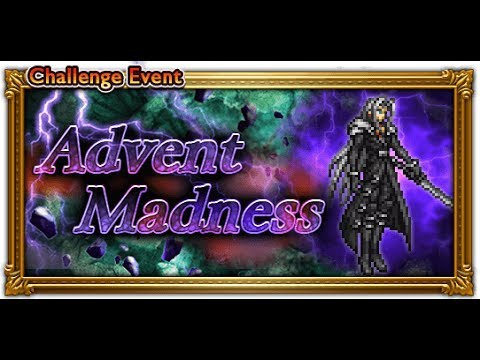 [FFRK] Mired in Crisis | Advent Madness (Despair) #833