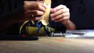 Sponsor pack Mictlán fingerboards